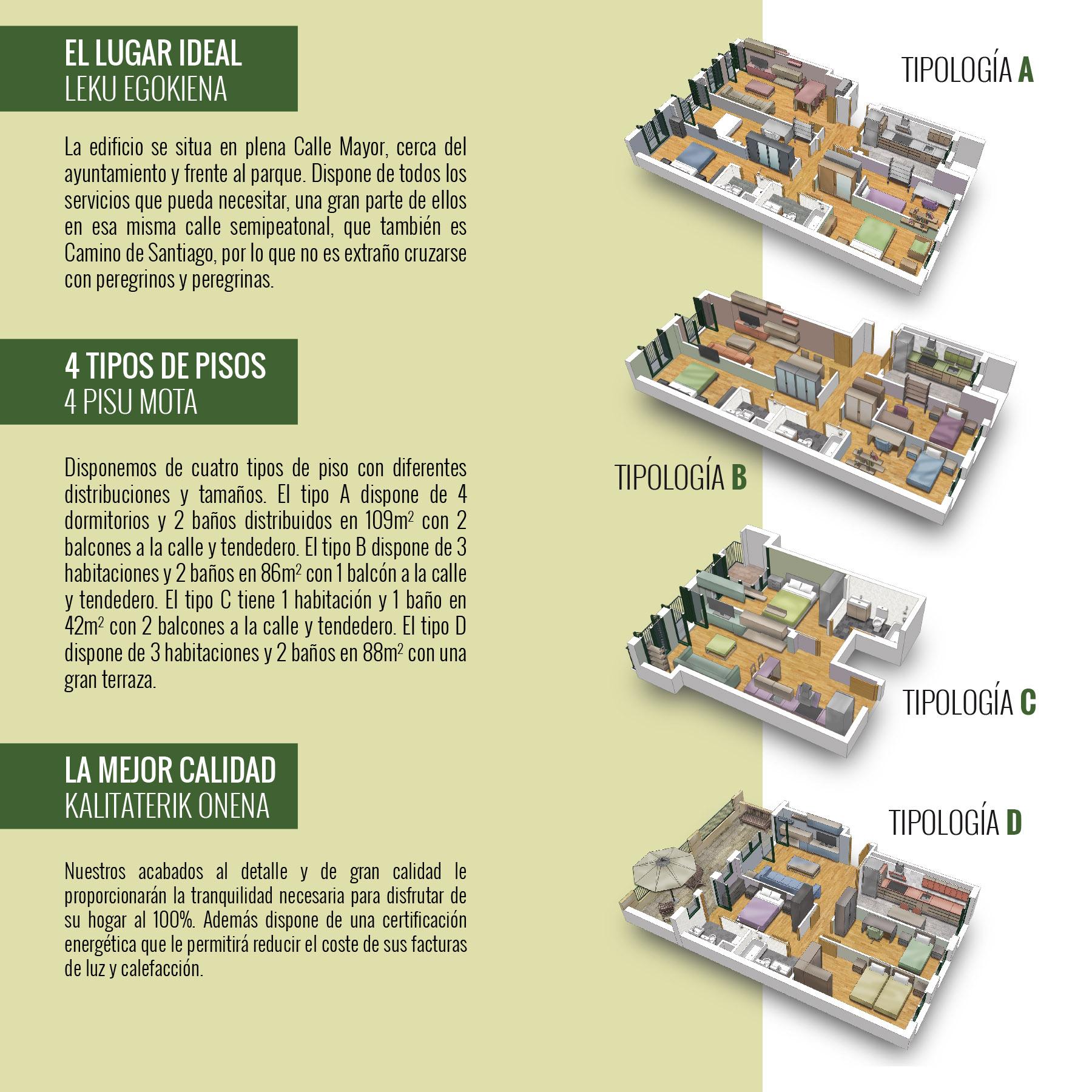 Campa a de publicidad para la promoci n de viviendas de for Promocion inmobiliaria