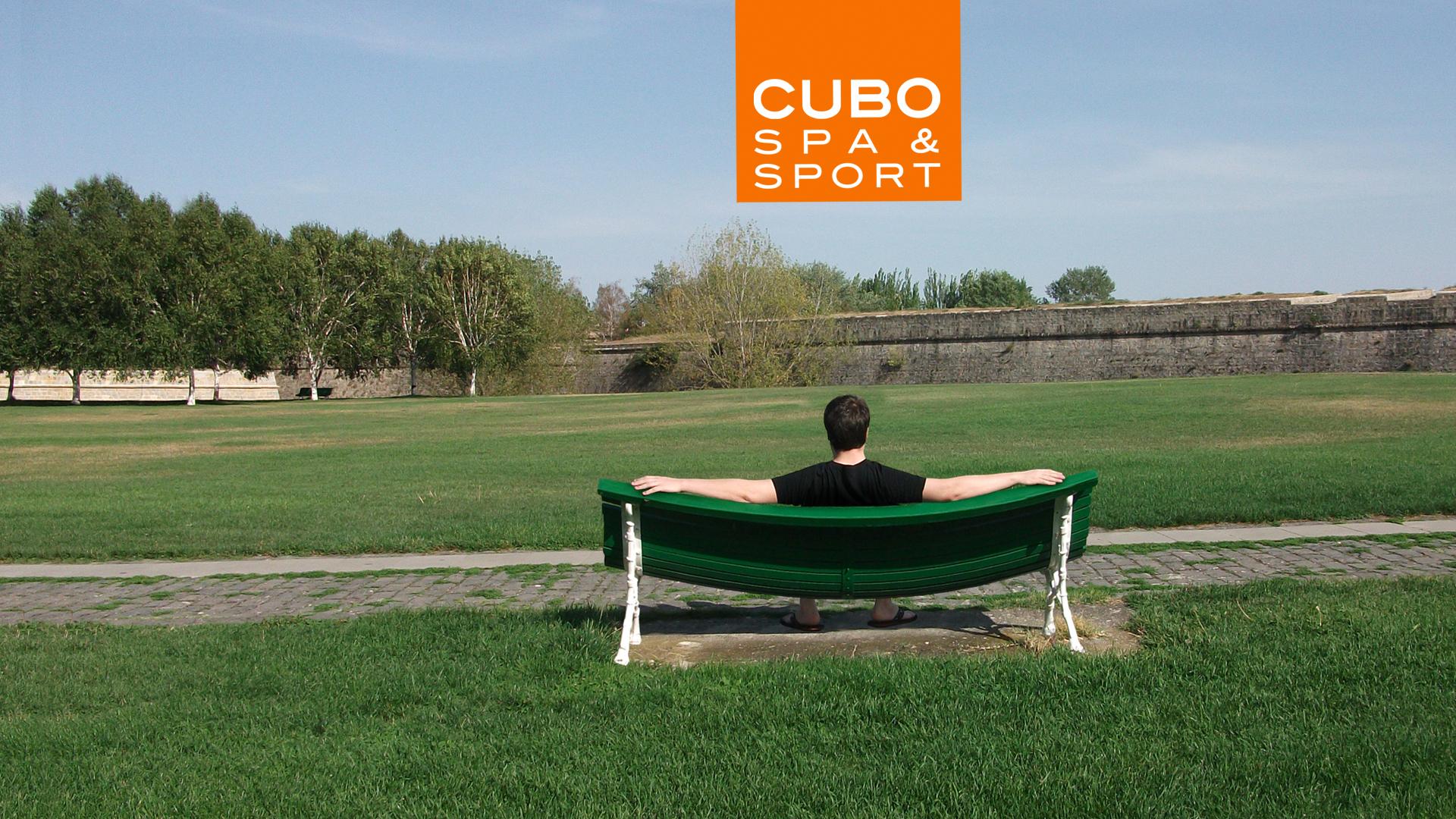 Campaña de publicidad para el Cubo Spa&Sport