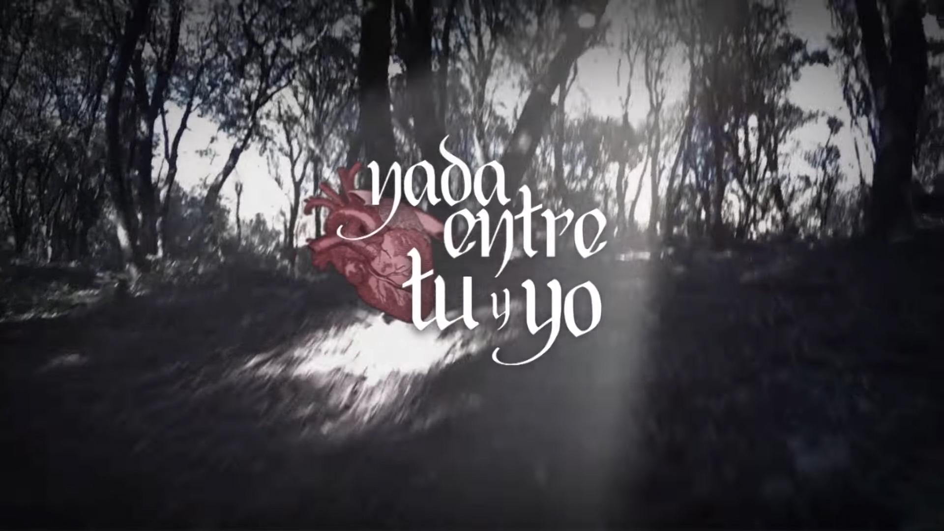 Videoclip «Nada entre tu y yo» para el grupo Reditio