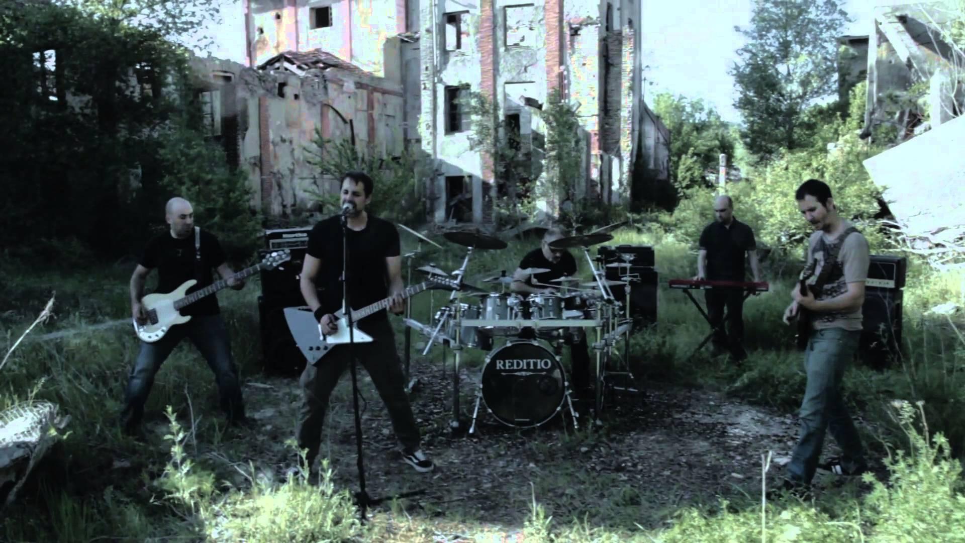 Videoclip «La tierra sin huella» para el grupo Reditio
